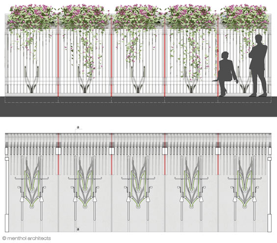 bicycle parking plans